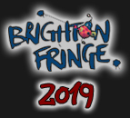 brighton fringe festival 2015 logo, brighton & Hove City fringe festival, east sussex