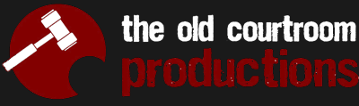 Old Courtroom Productions Logo, Brighton Festival